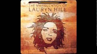 Watch Lauryn Hill When It Hurts So Bad video