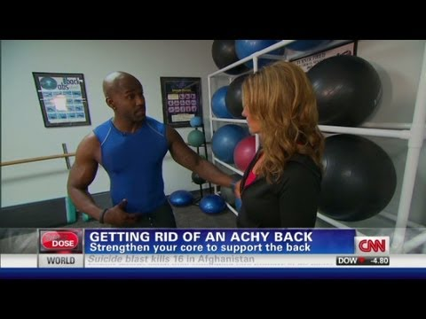 how to get rid of achy balls