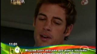 william no se desnudaria