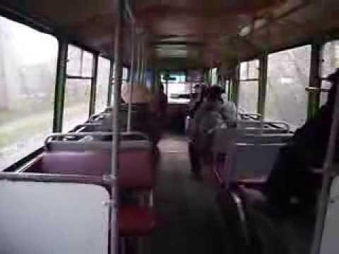 Интерьер ЛиАЗ-677