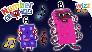Numberblocks - Sing-A-Long | 30 Minute Special!