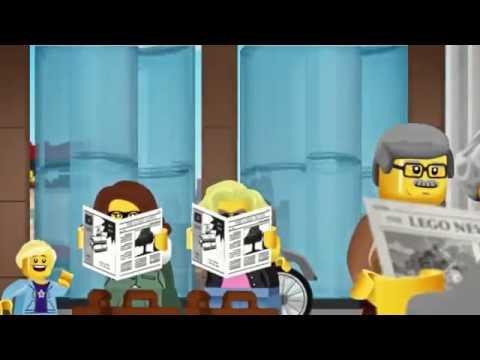 лего полиция ловить преступников