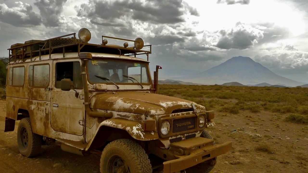 Afrika 2012 Im Toyota Landcruiser Bj45 Youtube