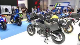 M news MXF Thailand International Motor Expo 2017 Suzuki