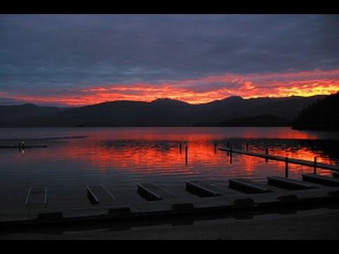 Hill's Resort, West Lakeshore Road, Priest Lake, Idaho, USA