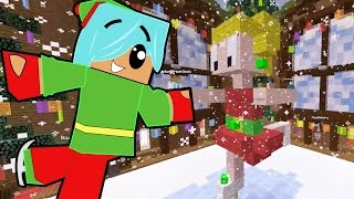 Minecraft / Christmas Build Battle on HyPixel / Gamer Chad Plays