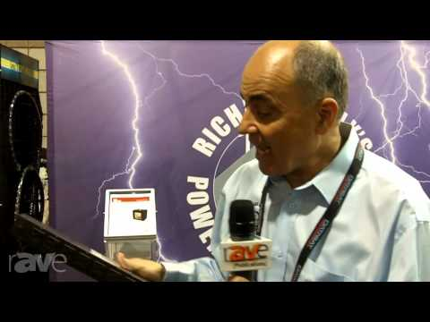 CEDIA 2013: Richard Gray's Power Company Outlines the IPAC8