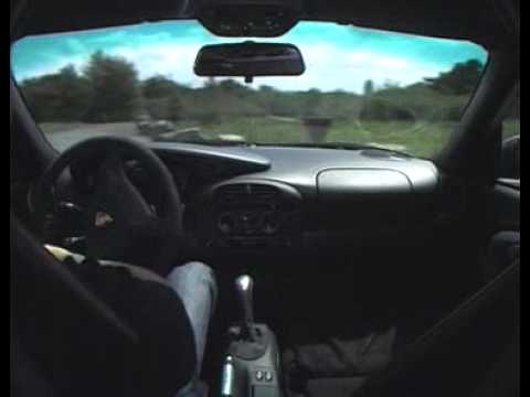 2003 Porsche 996 GT3 RS launch promotional video