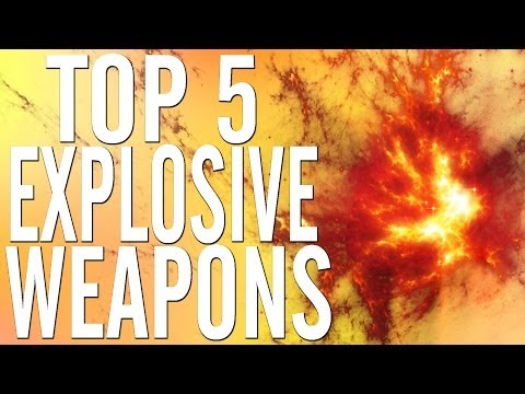 NEW Top 5 Zombie Explosive Weapons Top 5 Explosive Weapons in Zombies Zombies Saga