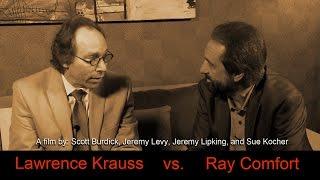 Lawrence Krauss vs. Ray Comfort