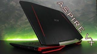 Acer Aspire VX - Unboxing e upgrade SSD M.2