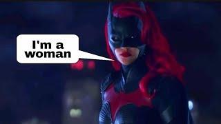 Identity Politics Fails Again - Fans Reject The Batwoman Trailer