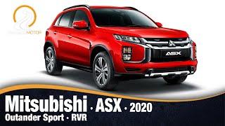 Mitsubishi ASX / Outlander Sport / RVR / 2020 | Información y Review