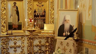 Митрополит Филарет будет упокоен на братском кладбище Жировичской Свято-Успенской обители