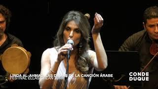Homenaje a las Damas de la Canción Árabe en el Festival Ellas Crean en Conde Duque