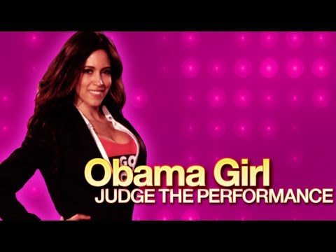 Dance Showdown Presented by D-trix - Obama Girl Performance