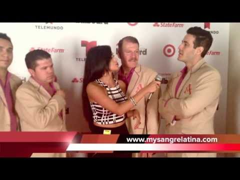 2013 La Arrolladora Banda El Limon Pre-Latin Billboards