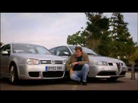 Shootout Alfa Romeo 147 GTA