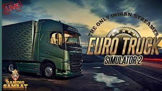 🔴 [LIVE: INDIA] Euro Truck Simulator 2 MP| Just Cause 4 : Back Again..Missed you Guys.