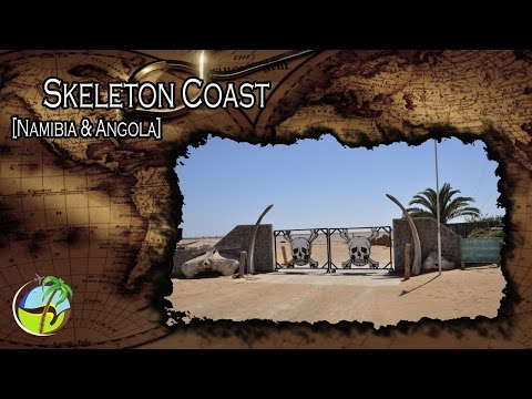 Skeleton Coast, Namibia & Angola