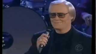 Alan Jackson & George Jones Good Year For The Roses LIVE