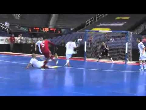 Intercontinental Futsal Cup 2013. Highlights