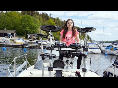 Alan Walker - Tired - Drum Film Cover | By TheKays