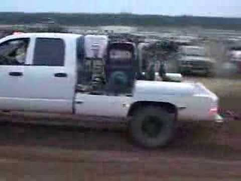 Truck Beds For Sale >> 3rd Generation Dodge - Welding Rig - Full Pull - YouTube