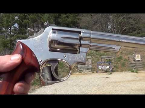 Smith & Wesson Model 19-3 357 Magnum Revolver