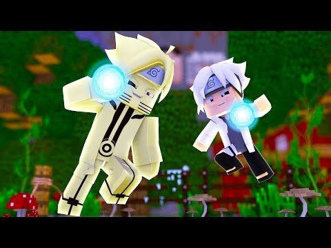 Minecraft: BORUTO - BORUTO KURAMA LUTOU CONTRA SEU FILHO #85 thumbnail