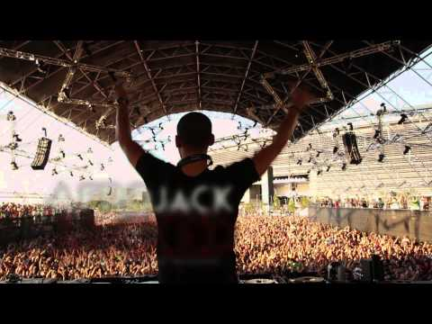 Afrojack en Mxico 2013