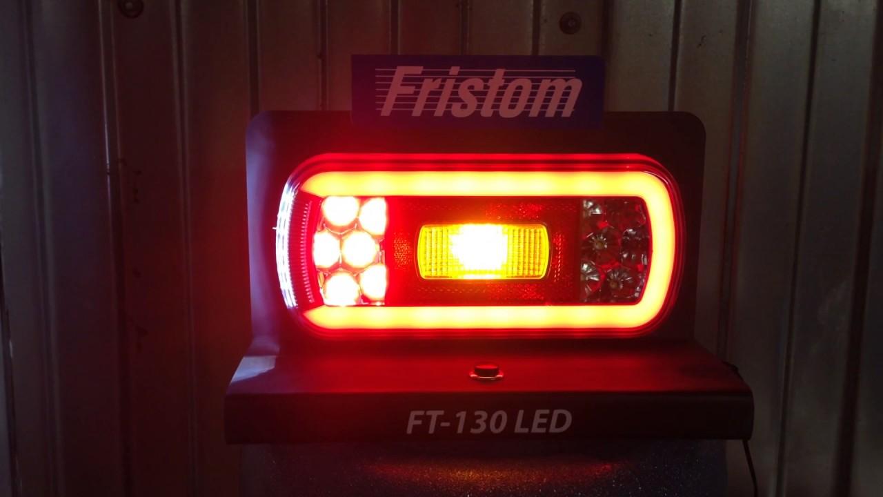 Светодиодные фонари на прицеп