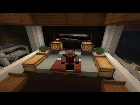 Minecraft: Casa moderna / Modern House + Descarga / Download 1.8.3/1.8.2/1.8.1/1.8.0/1.7.4/1.7.2  HD