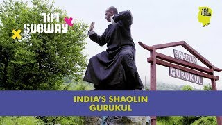 India's Shaolin Gurukul & Its Kung Fu Master | Unique Stories from India