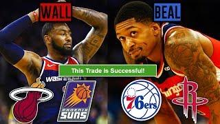 NBA Trade Machine 2: John Wall And Bradley Beal
