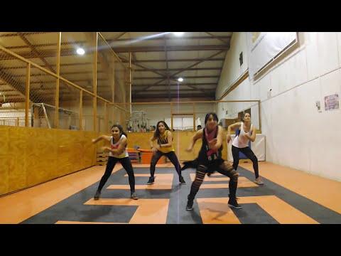 Baile entretenido UCSC Doh Hold It Dancehall