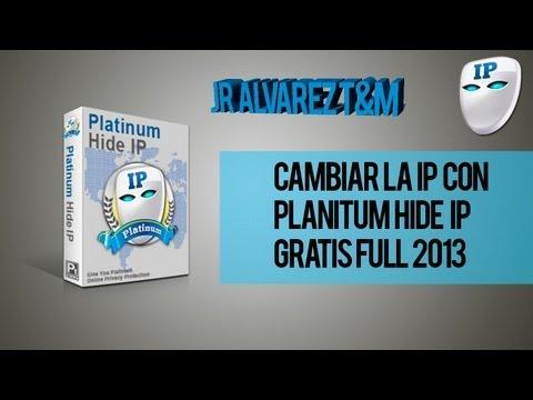 Cambiar la IP con Platinum Hide IP Gratis, Full 2014! Windows XP/Vista/7/8