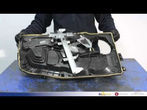 How to fit Ford Fiesta Window Regulators