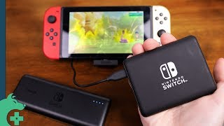 What's so special about this Portable Battery for Nintendo Switch?