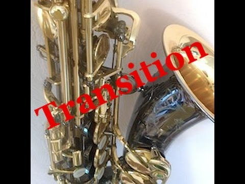 Transition - Alto Saxophone and Wind Band - Caleb Hugo