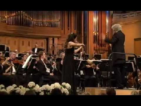 Suyoen Kim | Beethoven Violin Concerto | 3rd Mvt | Queen Elisabeth Comp | 1 of 2 | 2009
