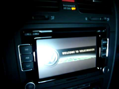 Volkswagen RDC-510: Bluetooth Audio