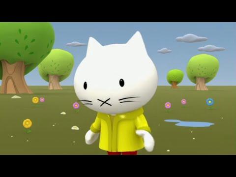 МУСТИ - лучшие обучающие мультфильмы - Кто любит дождь