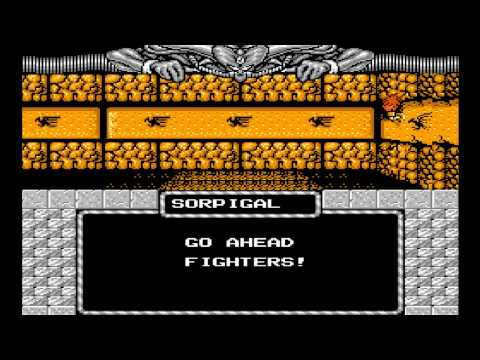 YBN Review: Might And Magic 1 - NES