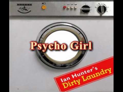 Ian Hunter - Psycho Girl