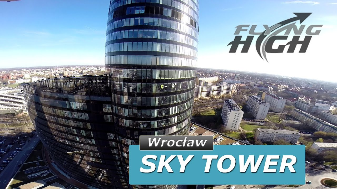 Sky Tower Wroclaw Sky Tower Wroclaw Viewing