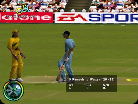 Download EA Sports Cricket 2000 Game
