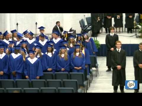 052711 Butler County High School graduation Class of 2011