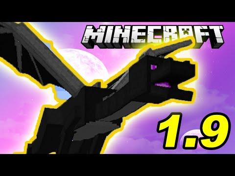ОБЗОР Майнкрафт 1.9 (НОВЫЙ GAMERULE) (СЕРИЯ 23) Обзор Minecraft 1.9 GeronCraft