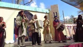 Arcana (music & dance) belly dancing at Northern Renaissance Faire 9.27.2014